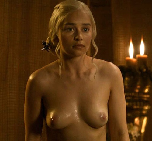 EMILIA CLARKE nude hot game of trone porn  porno, hot pics xxx (2)