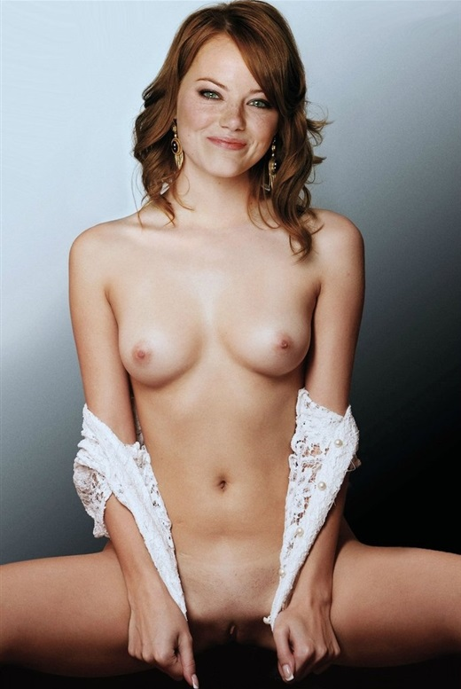 Emma Stone nude desnuda xxx hot pics (1)