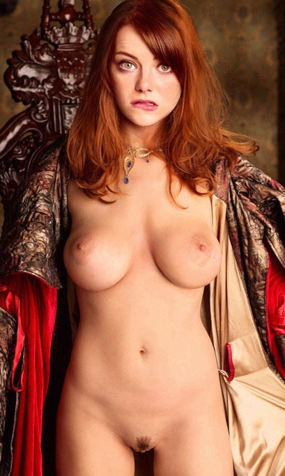 Emma Stone nude desnuda xxx hot pics ENT