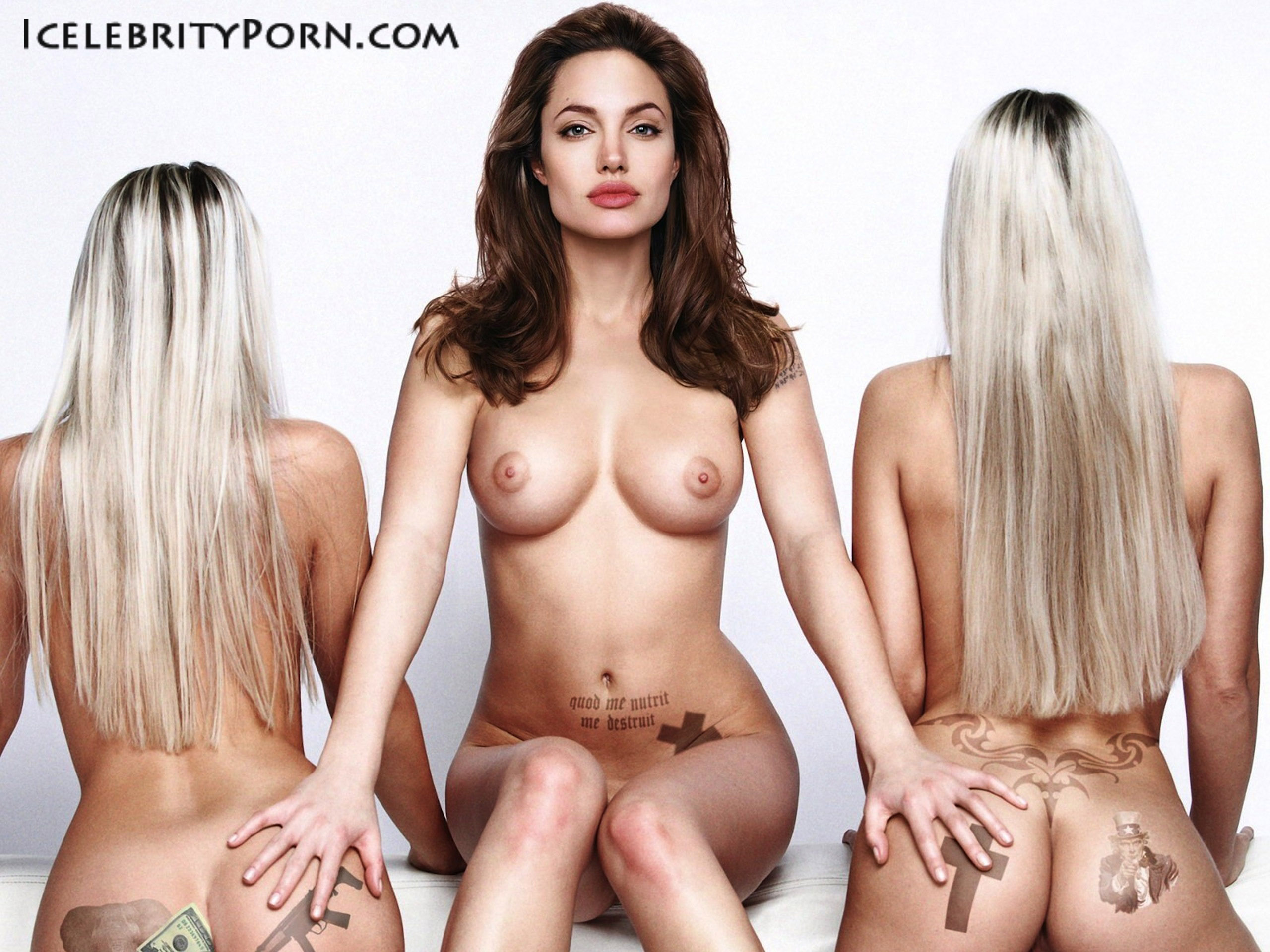 Angelina Jolie Playboy