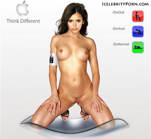 Nina Dobrev porn nude xxx hot pics