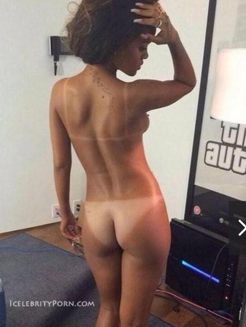 Rihanna NUDE DESNUDA HOT PICS porno xxx caliente fotos filtradas dollando posando (7)