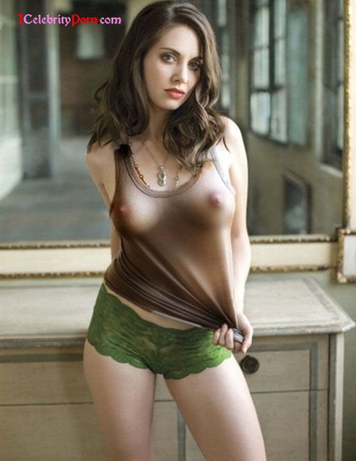 ALISON BRIE Nude Desnuda xxx Porn Sex Tape (3)