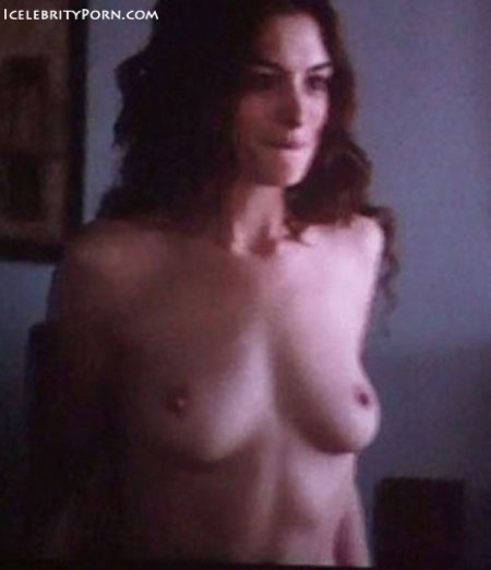 Anne Hathaway Nude Desnuda sex tape hot pics xxx porn video nudes celebrity hot caliente (4)