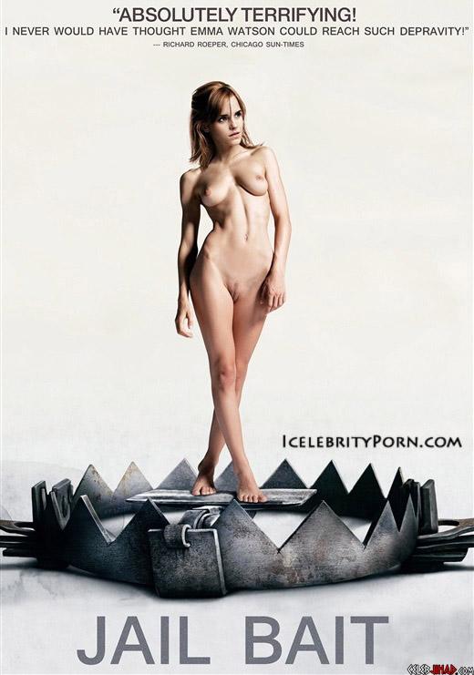 Emma Watson nude desnuda porn xxx descuidos desnudos hot pics (5)