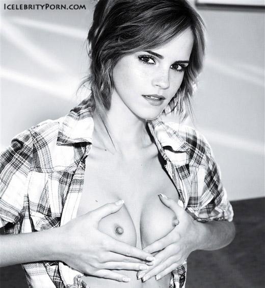 Emma Watson nude desnuda porn xxx descuidos desnudos hot pics (70)