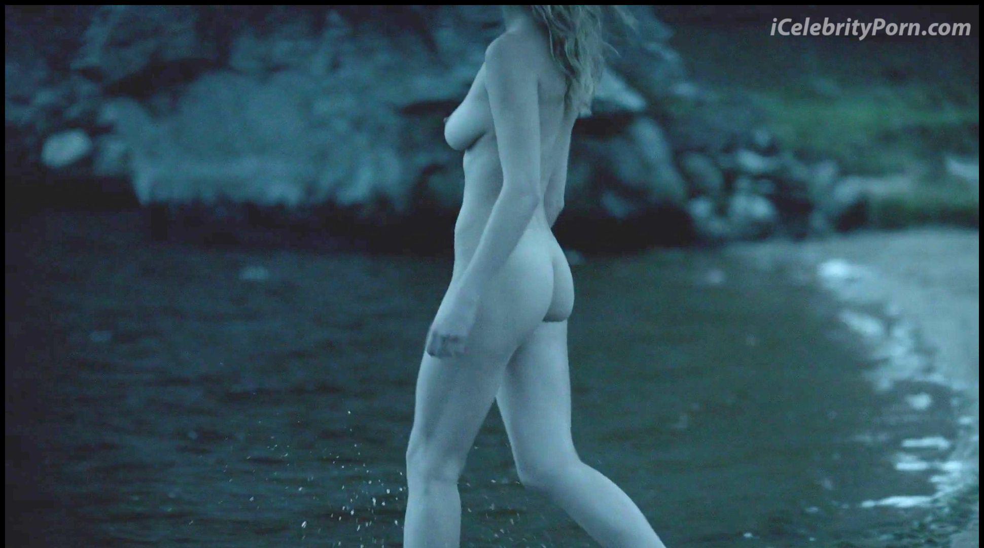 Gaia weiss desnuda en vikingos 6