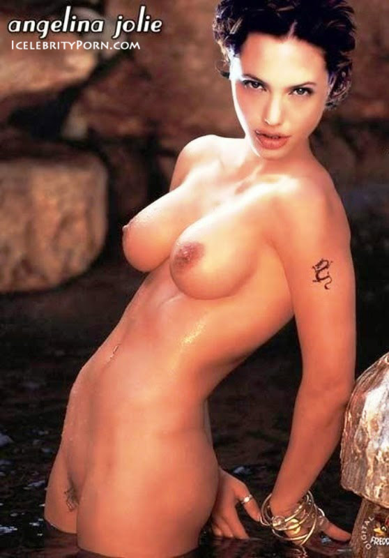 Angelina Jolie Nude - Naked Celeb - best celebrity fake (12)