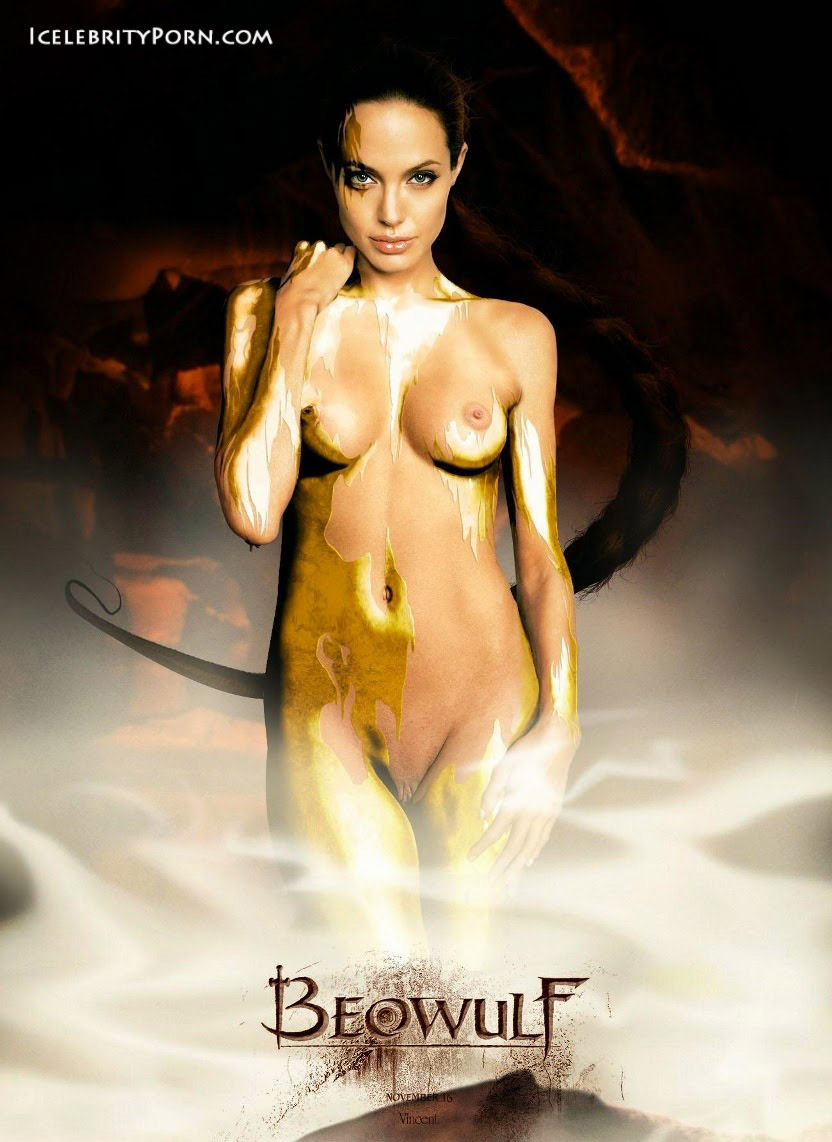 Angelina Jolie Nude - Naked Celeb - best celebrity fake (5)