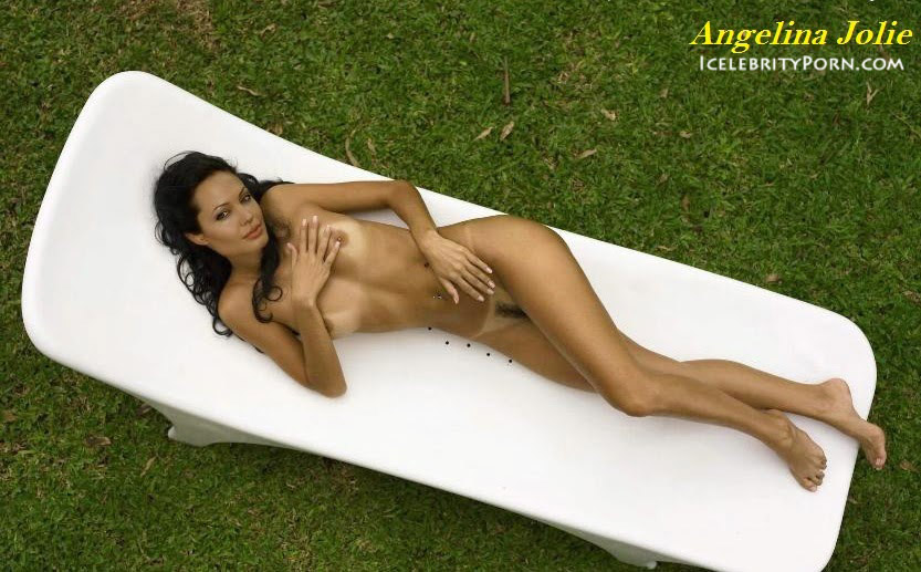 Angelina Jolie Nude - Naked Celeb - best celebrity fake
