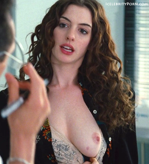 Anne Hathaway Nude Desnuda sex tape hot pics xxx porn video nudes celebrity hot caliente (1)