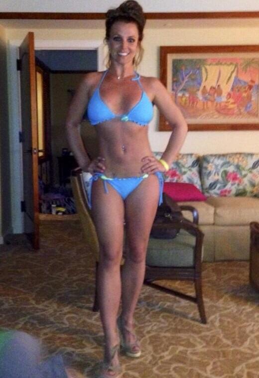 Britney Spears nude porn desnuda (13)