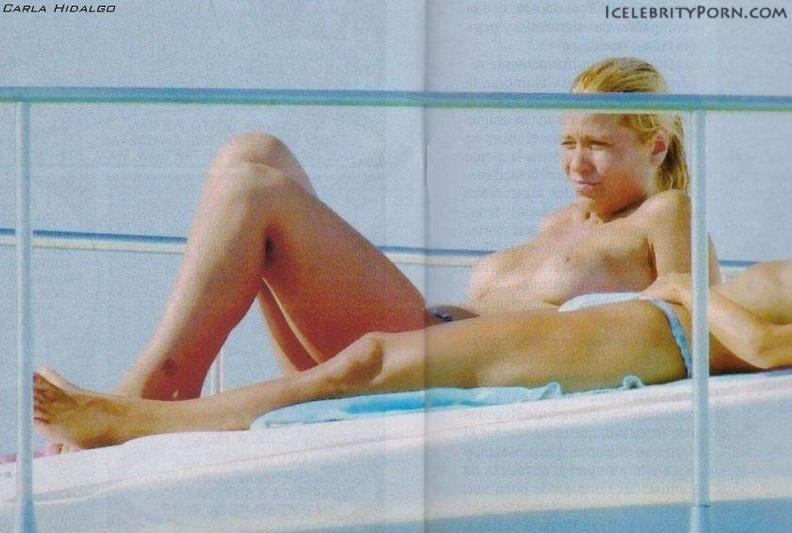 Carla Hidalgo Fotos Desnuda xxx Porno video caliente nude (4)