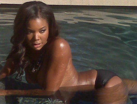 Gabrielle Union Fotos Calientes y Filtradas Desnuda!!