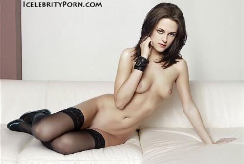 Kristen Stewart nude porn xxx hot pics desnuda porno descuidos pillada (17)