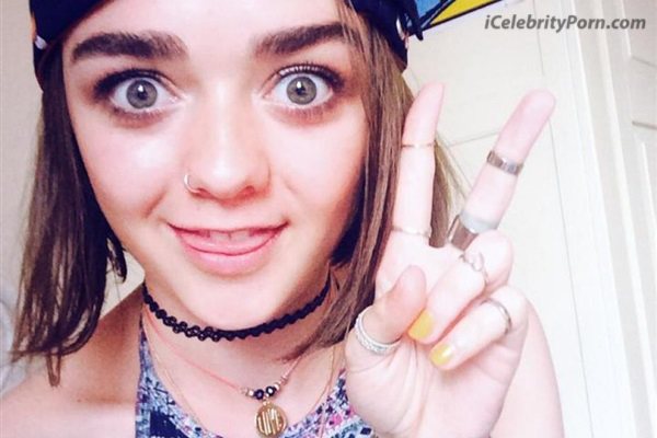 Maisie Williams xxx Video Porn Game of Trone Sex Tape (2)