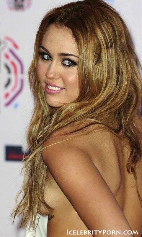 Miley Cyrus nude desnuda xxx hot pics video porno  (1)