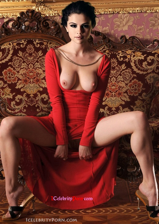 Selena Gomez desnuda xxx video porno nude celebrity nude celebrity porn descuidos  (29)