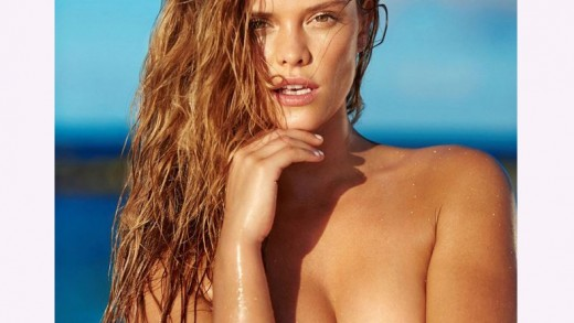 ENTRADA Nina Agdal In And Out Of A Thong Bikini - NINA AGDAL Nude Showing her Beautiful Body HD - sex tape video porn xxx - photo nude leaked