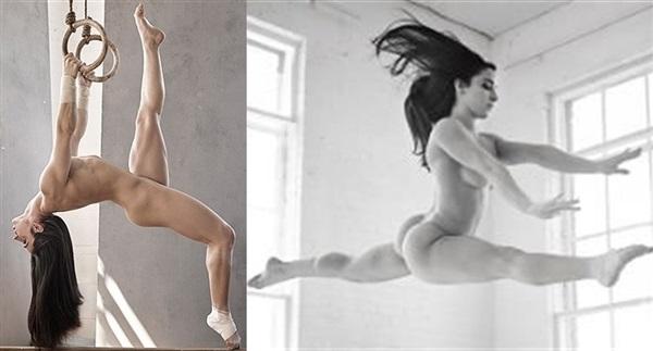 Gimnasta ALY RAISMAN Desnuda Vídeo xxx sexo en el gym gym sexy mujeres esculturales atleticas porno gym (1)