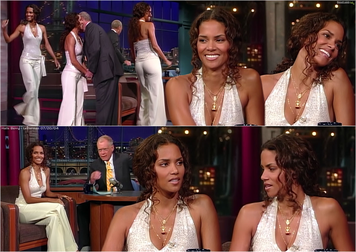 video halle berry follando: