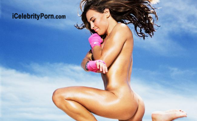 Miesha Tate Desnuda Descuido en Pesaje -famosas-desnudas-celebrity-porn (2)