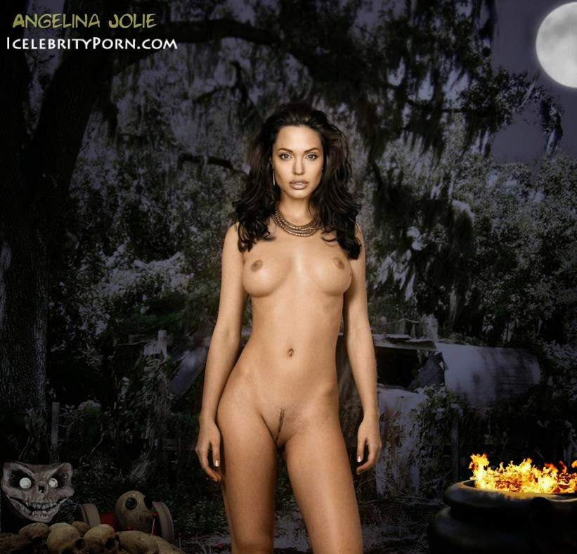 Angelina Jolie Nude - Naked Celeb - best celebrity fake (7)