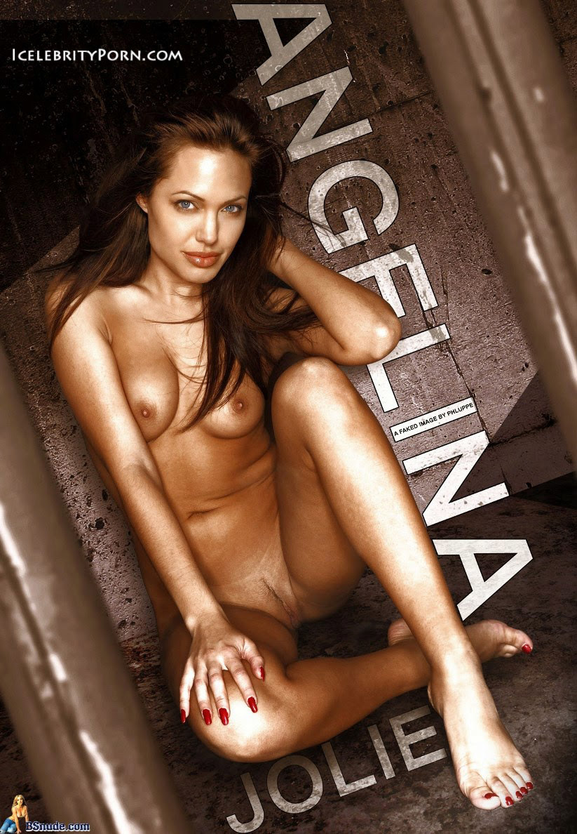 Angelina Jolie Nude - Naked Celeb - best celebrity fake (8)