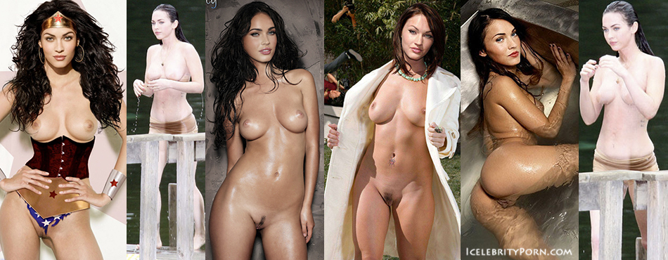Megan Fox nude desnuda xxx hot pics play boy descuidos (1)