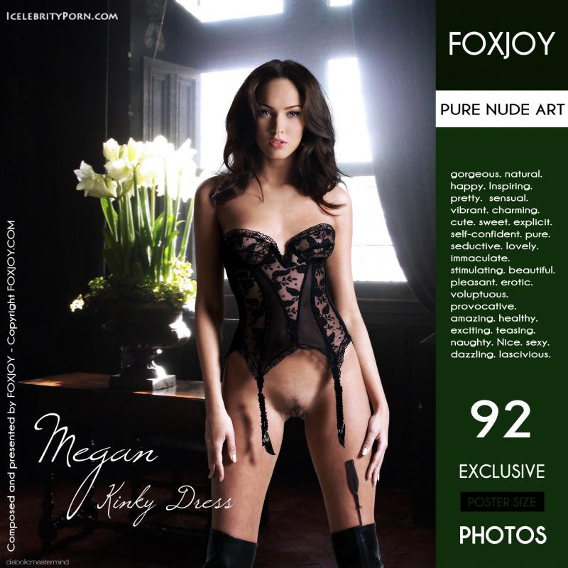 Megan Fox nude desnuda xxx hot pics play boy descuidos (7)