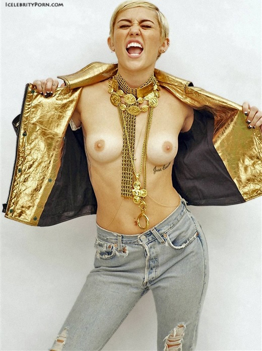 Miley Cyrus nude desnuda xxx hot pics video porno  (11)