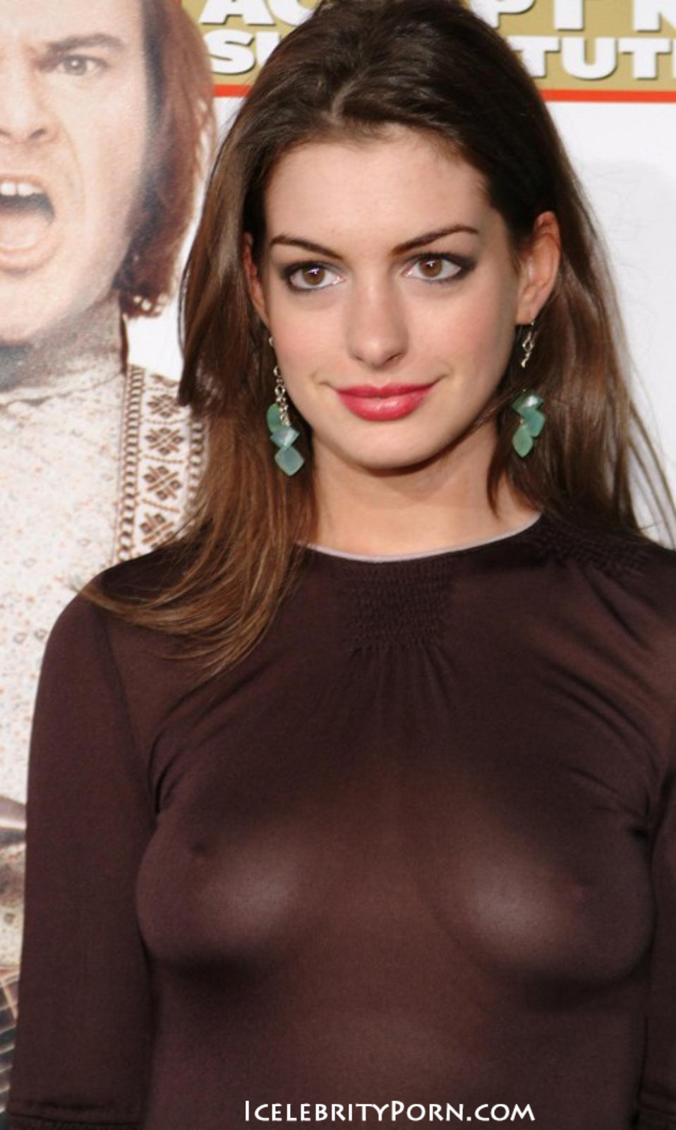 Anne Hathaway Nude Desnuda sex tape hot pics xxx porn video nudes celebrity hot caliente (5)