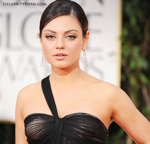 Mila Kunis porno xxx desnuda nude hot caliente hacker sin censura fotos intimas video fake shit big (37)