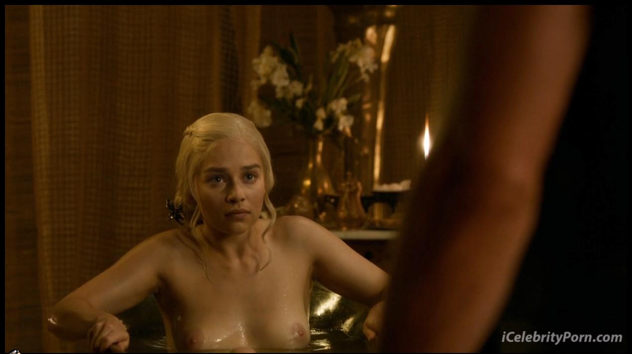 Emilia clarke naked nude