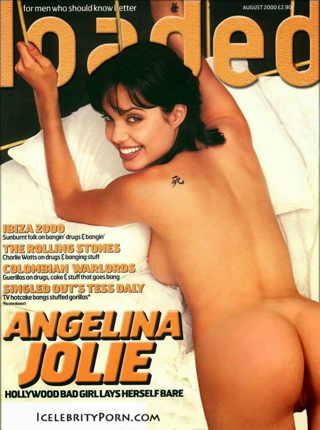 Angelina Jolie Nude - Naked Celeb - best celebrity fake (11)