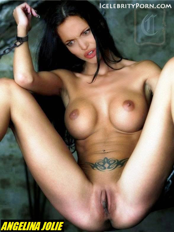 Angelina Jolie Nude - Naked Celeb - best celebrity fake (4)