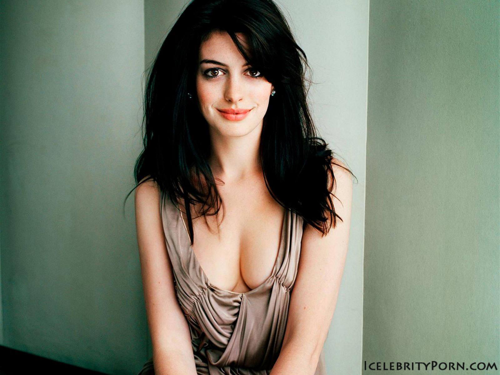 Anne Hathaway Porno anne hathaway desnuda fotos porno hot xxx