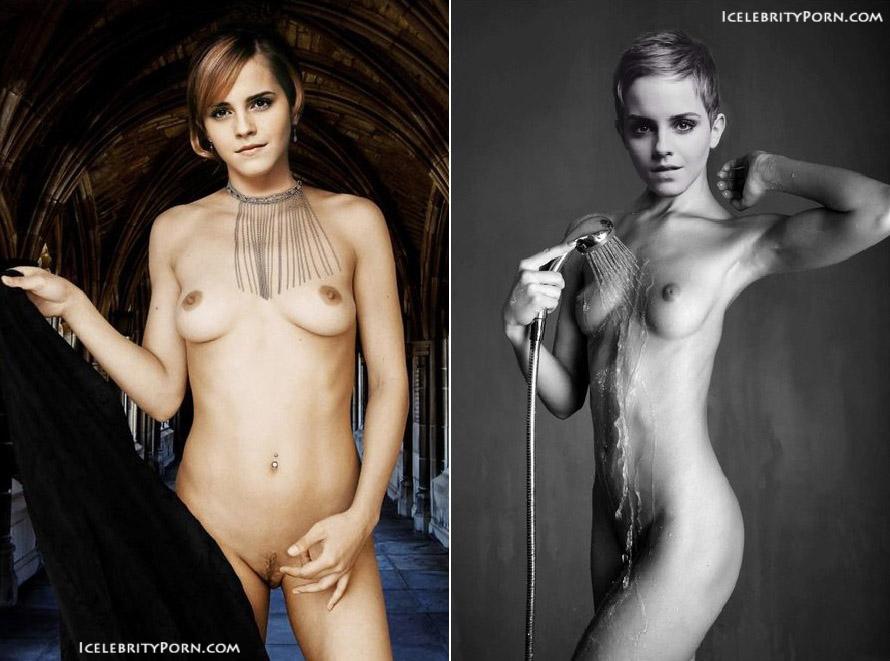 Emma Watson nude desnuda porn xxx descuidos desnudos hot pics (127)