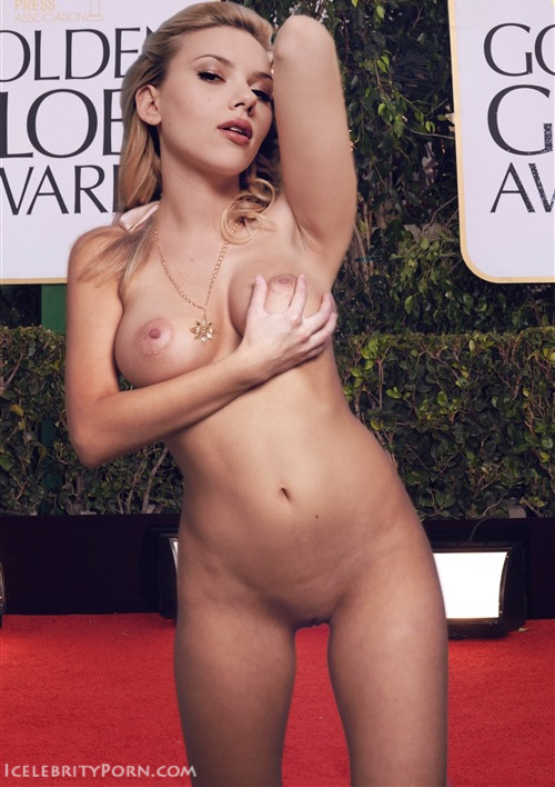 Scarlett johansson nue hot xxx for
