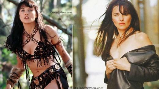 ENTRADA Lucy Lawless Xena Princesa Guerrera Fotos y Video xxx porno sexy sensual  amateur spartacus escenas sexuales sex tape porn celebrity nudes