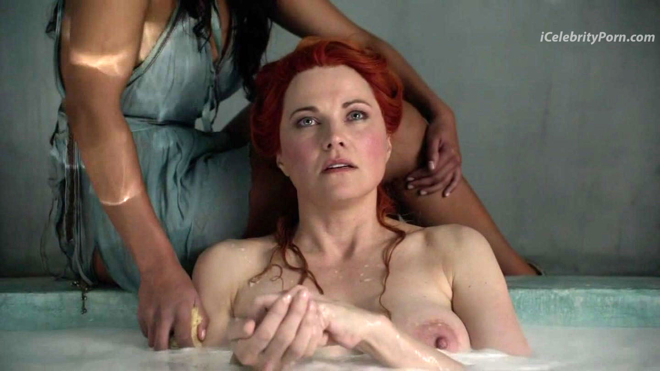 Lucy Lawless porno
