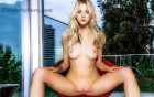 Video porno de Kaley Cuoco parodia xxx video