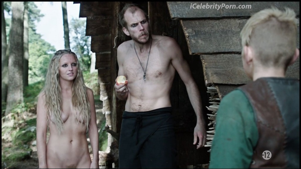 Maude Hirst como Helga - Desnuda-nude-naked-celebrity-leaked-xxx-porn-vikings-sex-tape (3)