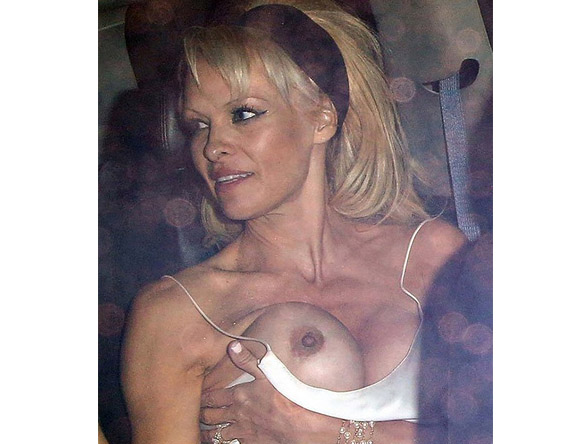 Pamela anderson video xxx