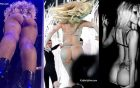 Lady Gaga video xxx copilation de todos sus desnudos y fotos porno