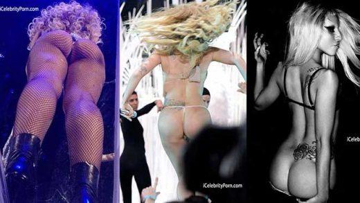 Gaga porn lady