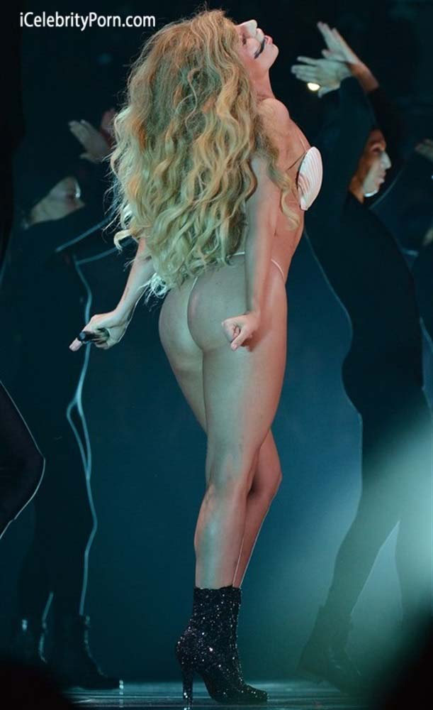Lady Gaga video xxx copilation de todos sus desnudos y fotos porno - Porno lady Gaga Desnuda