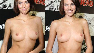 Lauren Cohan xxx – porno – desnuda – The Walking Dead porno – iCelebrityPorn -2017 (3)