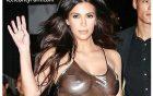 Pechos de Kim Kardashian Sexys Fotos de sus teticas!