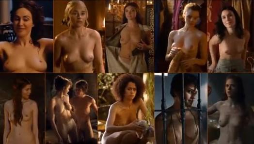 Todas las famosas desnudas de Game of Thrones-juego-tronos-porno-2017-desnudos
